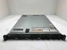 Dell PowerEdge R620 Dual Xeon E5-2609 2.4Ghz Quad-Core 8SFF Rack Server w/ 32GB