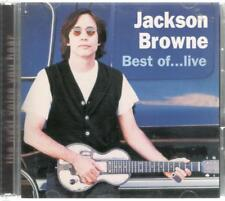 Jackson Browne- Best of...live- Super Rare Japanese Edition- Two CDs, 27 Tracks
