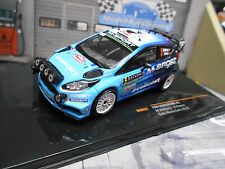 FORD Fiesta WRC WM Rallye Monte Carlo 2016 #5 Ostberg Eco Nightversion IXO 1:43