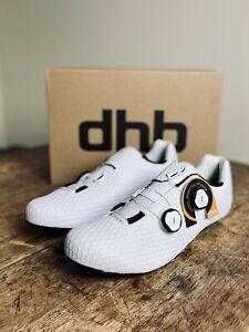 dhb Aeron Lab Carbon Road Shoe Dial SIZE - EU 44 NEW