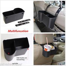 Car Headrest Seat Back Mount Cup Holder/Storage Box Drink Cup Holder Organize