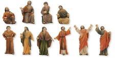 Passionsfiguren Passion Verurteilung das Volk 10teilig Figuren Ca.9cm