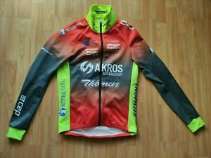 Akros–Thömus Team 2019 Winter wind/Rain Thermal Jacket Manuel Zobrist  Size: S