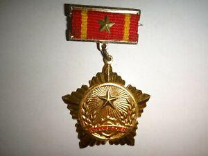 """Vietnam War VC Medal """"KHANG CHIEN"""" (Resistance) 2nd Class Decoration"""