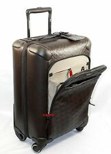 $1,495 TUMI トゥミ 031020 Ticon 4Wheel International Leather Carry On Men Women NEW