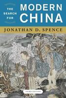 The Search for Modern China [Third Edition]