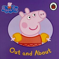 Peppa Pig: Out and About, , New, Book