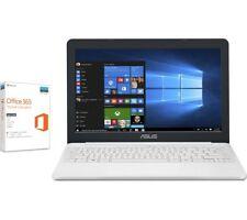 "ASUS VivoBook E203 11.6"" Laptop - White"
