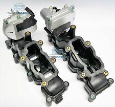 2x SAUGROHRKLAPPE 2.7TDI 3.0 TDI V6 MIT STELLMOTOREN VW TOUAREG AUDI A4 A6 A5