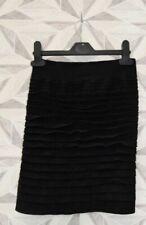 Unbranded Black Mini Skirts for Women