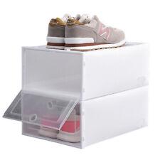 Range Chaussures Transparents Pour La Maison Ebay