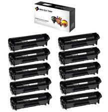 10 packs Q2612A Toner Cartridge fits HP 1022 1020 1012 1018 3055 n nw Printer