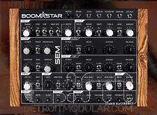 Studio Electronics Boomstar Mk2 SEM : BRAND NEW : [DETROIT MODULAR]
