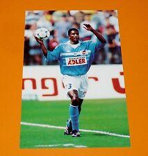 H. BEYE RC STRASBOURG MEINAU RCS PHOTO UNFP FOOT 2000 FOOTBALL 1999-2000 PANINI