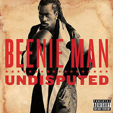 "Beenie Man ""Undisputed"" BRAND NEW! STILL SEALED!!"