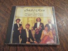 cd album ANDRE RIEU ET LE MAASTRICHT SALON ORCHESTRA une petite musique de salon