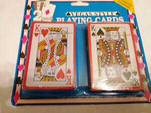 2 Jeux De 54 Cartes À Jouer.