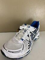 Asics Gel Kayano XII Men's Size 13 TN600 Running Walking White/Blue Shoes