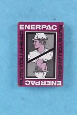 VINTAGE ENERPAC HYDRAULIC VALVES ADVERTISING POKER PLAYING CARDS SEALED