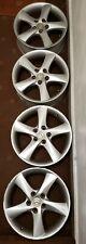 Four 5x114.3 Mazda 17 inch Rims Alloy Wheels 7 inch Wide et55 7J 5x114