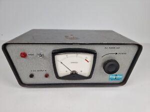 Vintage Frigistor DC Power Unit 240V 30A Type No.3001