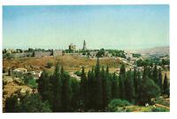 Mount Zion: Jerusalem, Israel, Palestine Rare Vintage Postcard