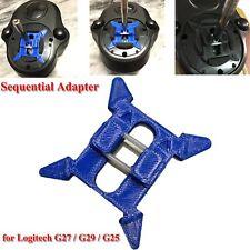 1Set Sequential Gearshift Adapter Set for Logitech G27 G29 G920 G25 Gear Shifter