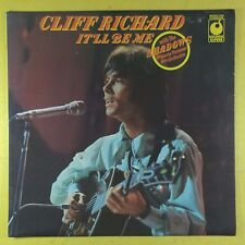Cliff Richard - It'll Be Me - With The Shadows - Norrie Paramor - SPR-90018 Ex+