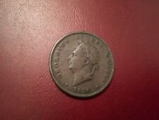 More details for 1826  king george iv one penny - rare coins