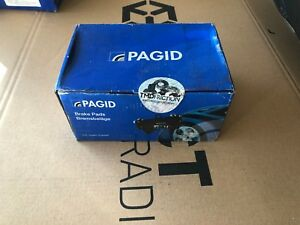 BRAND NEW GENUINE PAGID C6026 FRONT BRAKE PAD SET FOR CRAFTER/SPRINTER