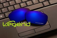 E55 Blue ETCHED POLARIZED Replacement Legend Lenses For Oakley HIJINX