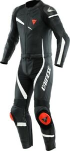 Dainese Limited Edition Sports Veloster V2 2 Motorcycle Leather Suit 2-Teiler