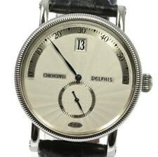 Chronoswiss Delphis CH1423 Silver Dial Automatic Men's Watch_576516