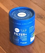 Grayl Tap Filter For Water Filtration Cup Replacement Filter New Unopened