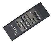 TECHNICS eur64791 originale Hi-Fi System sa-x900 sa-x900l telecomando 2570