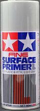 Tamiya Fine Surface Primer Gray  large can 6.9 oz (180ml)  87064