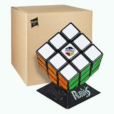 Lot of 3pcs Hasbro Gaming Rubik's 3X3 Cube, Puzzle Game, Classic Colors NEW!