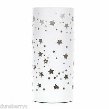 Brand New Stars Cut Out Childrens Bedroom/Bedside/Table/Desk Lamp