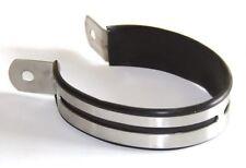 Universal abrazadera de escape soporte oval escape soporte abrazadera para ixil takkoni