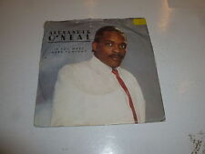 "ALEXANDER O'NEAL - If You Were Here Tonight - 1985 UK 2-track 7"" Vinyl Single"