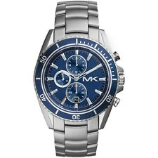 Michael Kors Mens MK8354 Bradshaw Chronograph Watch NEW GENUINE FAST DEL -No Box