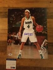 Skylar Diggins Signed 11x14 Photo Autographed Coa Psa/Dna Itp Witnessed Dallas
