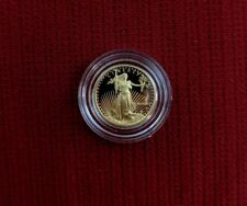 1991-W 1/10 Troy Oz Gold American Eagle Proof BU (Roman Numerals)