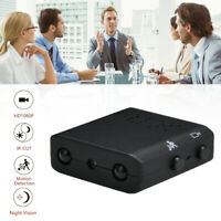 1080P Full HD Mini Hidden Spy Camera Infrared IR-CUT Camera Night Vision NVR DVR