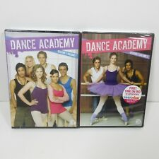 Dance Academy Season 1 Complete 4 DVD's 26 Episodes FACTORY SEALED Teen Nick
