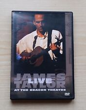 JAMES TAYLOR - LIVE AT THE BEACON THEATRE - CD COME NUOVO (MINT)