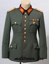 WW2 Repro German General M27/29 Gabardine Tunic All Sizes