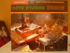 AFRICAN PEARLS: COTE D'IVOIRE 2xCD/1970's Ivory Coast/Alpha Blondy/Fax Clarck/ao