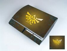 Zelda 255 Vinly Skin Sticker Cover Protector for Sony PS3 PlayStation 3