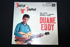 "DUANE EDDY   EP 45T 7""   TWISTIN' 'N' TWANGIN'   RCA VICTOR 75702"